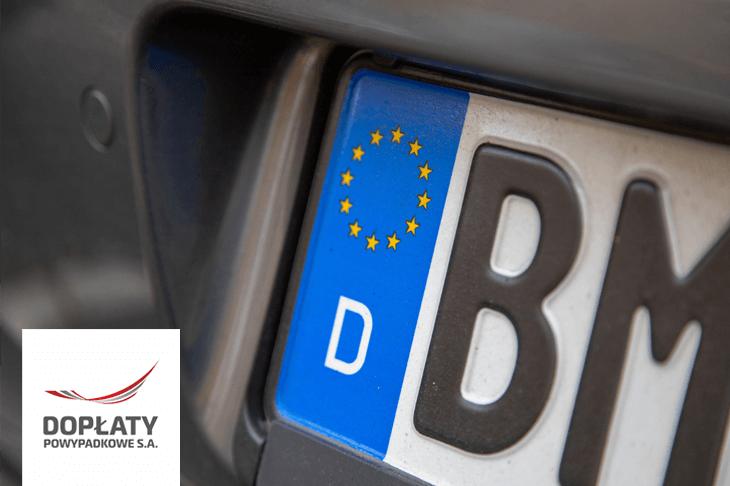 Wypadek samochodowy z obcokrajowcem na terenie Polski